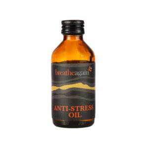 Premium Anti Stress Massage Oil - 100% pure essential oils -100ml