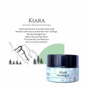 Amayra Naturals Mini Kiara Apple Seed Oil & Soy Intensive Repair Hair Mask  10gm