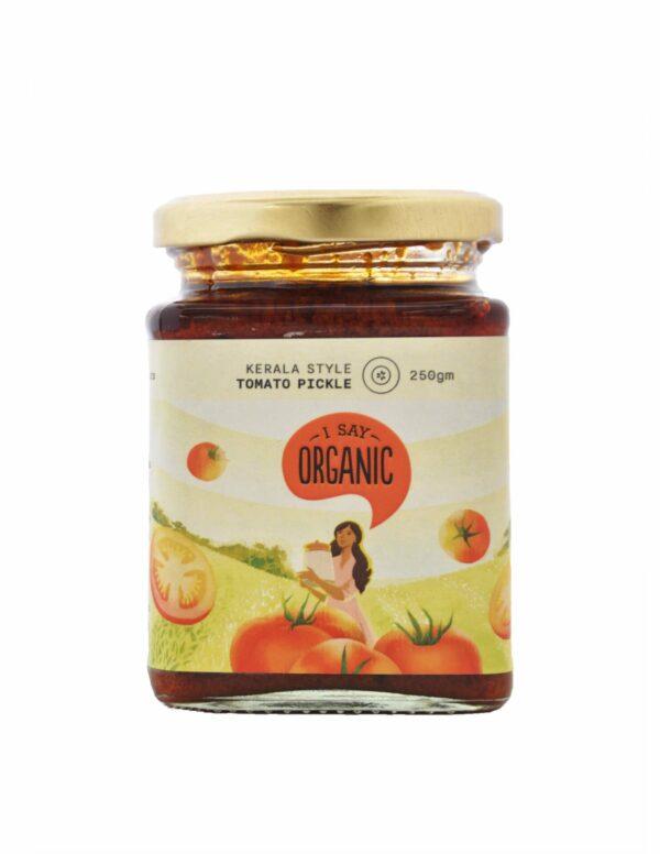 Kerala Style Tomato Pickle 250g
