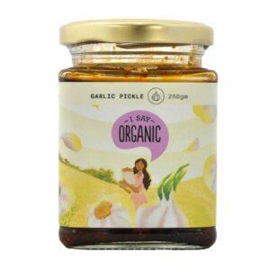 Garlic Pickle 250g