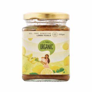 Digestive Lemon Pickle 250g