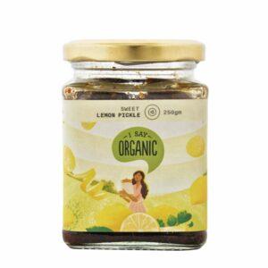 Sweet Lemon Pickle 250g