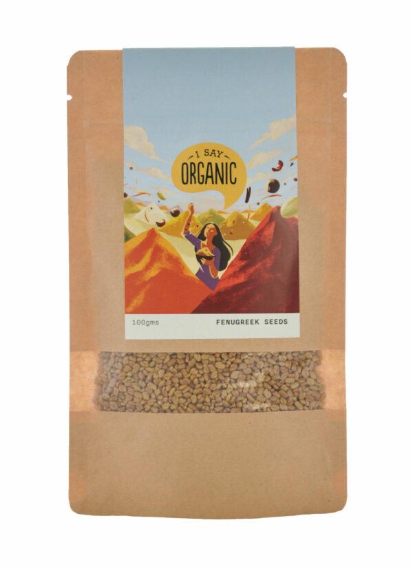 Fenugreek Seeds (Methi Dana) 100g