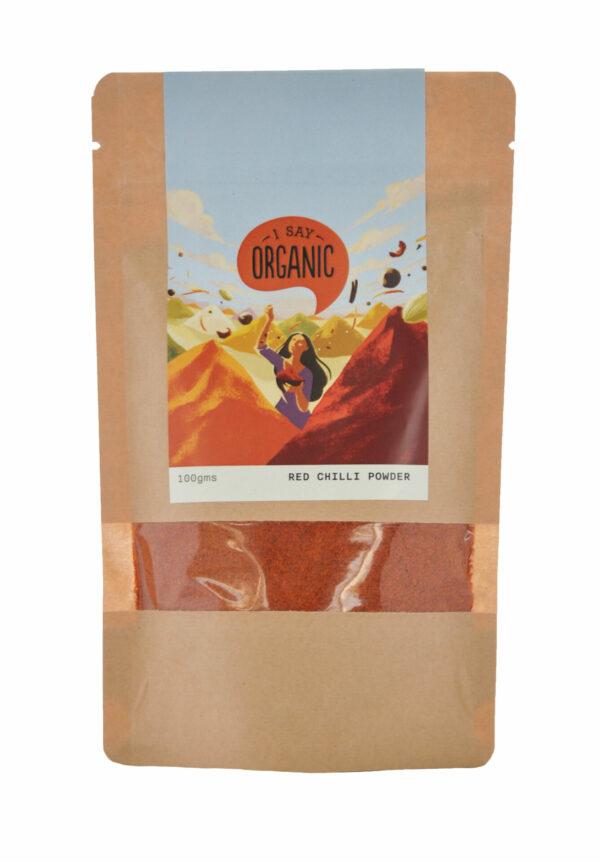Red Chilli Powder 100g