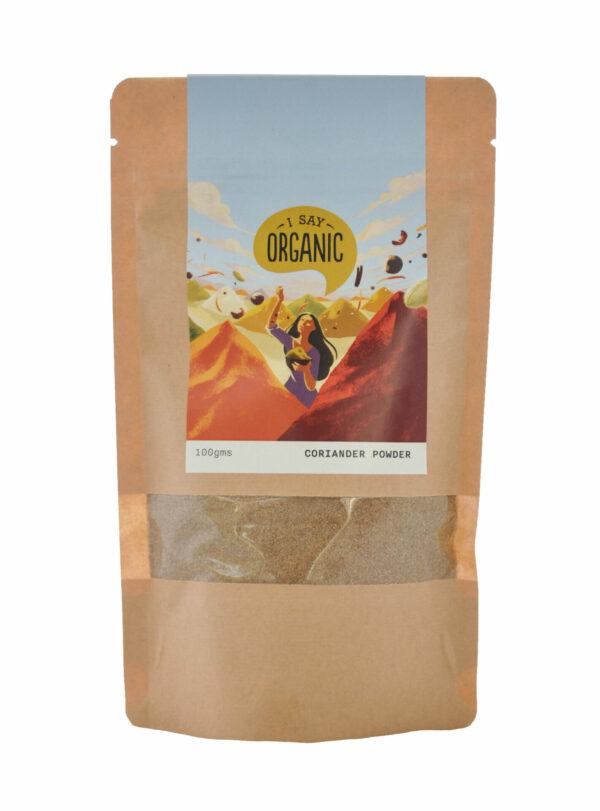 Coriander Powder (Dhania Powder) 100g