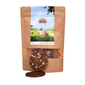 Vanilla Cocoa Cookies 125g