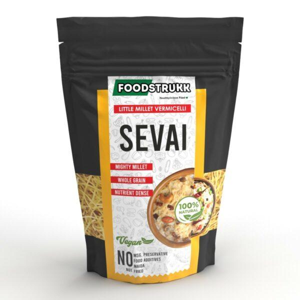 Foodstrukk Little Millet Vermicelli(Pack of 3)
