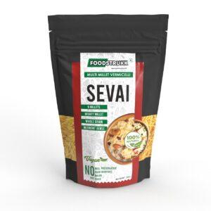Foodstrukk Multimillet Vermicelli(Pack of 3)