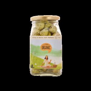 Celery & Garlic Salt Makhana