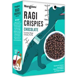 Murginns Ragi Crispies Chocolate 300gm
