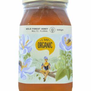 Wild Forest Honey - Multi Floral 500g