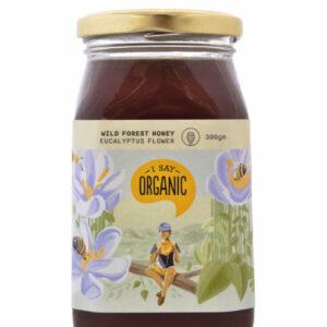 Wild Forest Honey - Eucalyptus Flower 500g