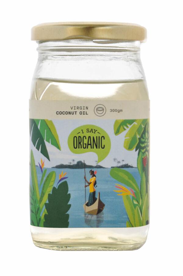Virgin Coconut Oil 300g