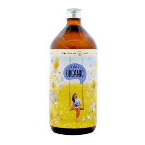 Flaxseed Oil 500g