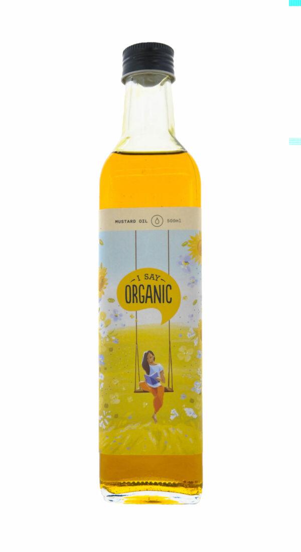 Mustard Oil 500g