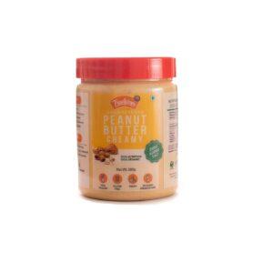 Organic Peanuts butter creamy (500g)