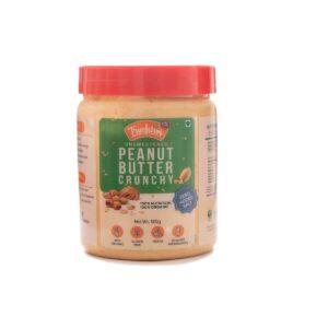 Organic Peanuts butter crunchy (500g)