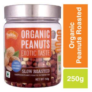 Truefarm Organic Roasted Peanuts (250g)