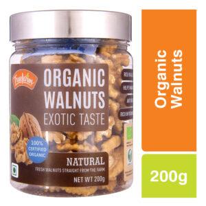 Truefarm Organic Walnuts (200g)