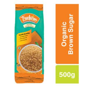 Truefarm Organic Brown Sugar (500g)