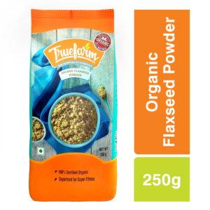 Truefarm Organic Flaxseed Powder (250g)