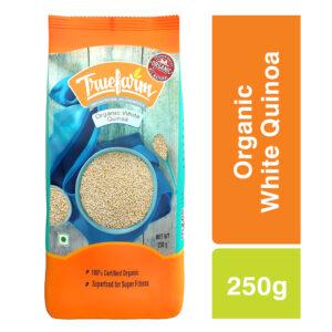 Truefarm Organic White Quinoa (250g)