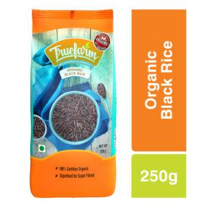 Truefarm Organic Black Rice (250g)