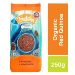Truefarm Organic Red Quinoa (250g)