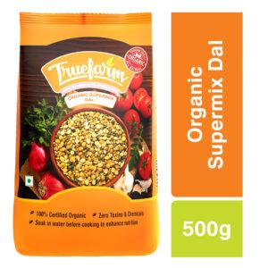 Truefarm Organic Supermix Dal (500g)