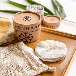Bamboo Reusable Makeup Removing Wipes/Nursing Pads - 10 wipes
