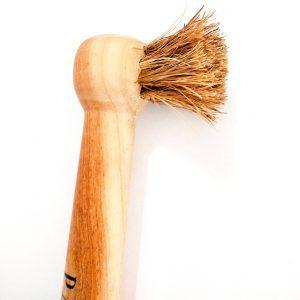 Coconut Coir - Jar Cleaning Brush