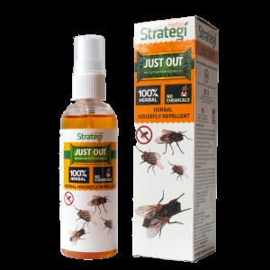 Herbal Strategi Housefly Repellent -100 ml