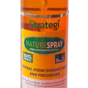 Herbal Strategi Room Disinfectant and Freshener - Sandal-250 ml