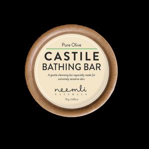 PURE OLIVE CASTILE BATHING BAR 75 gram