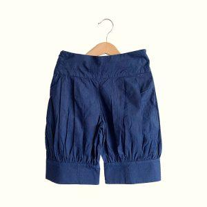 Mia Puffed Shorts ( Navy)