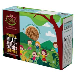 Premium Millet Jaggery Cookies Gift Box