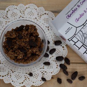 Chocolate & Cinnamon Granola 300g