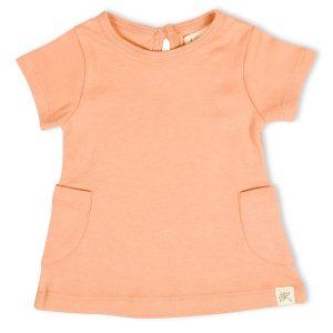 Dress- Coral Blush