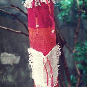 Agni – Handmade Ethnic Yoga Bag