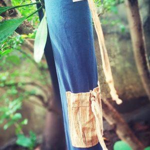 Samudra – Handmade Ethnic Yoga Bag