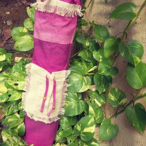 .Pushpah – Handmade Ethnic Yoga Bag
