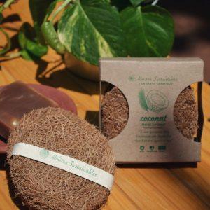 Coconut Fiber - Coir Scrub pack of 3