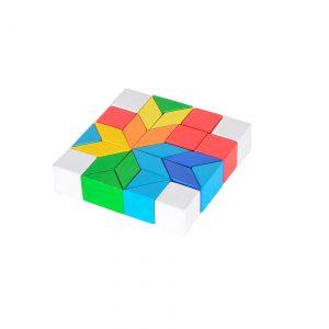 Mosiac Pattern Blocks-Chitrani