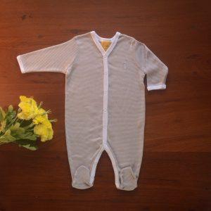1-piece Footed Pyjamas