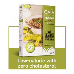 Gaia Diet Muesli, 400g