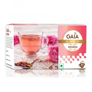 GAIA Infusion Green Tea Rose