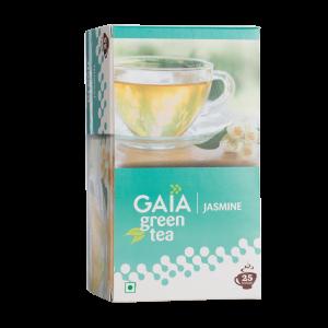 Gaia Jasmine Green Tea (25 Tea Bags)
