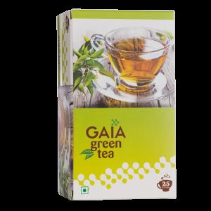Gaia Green Tea (25 Tea Bags)