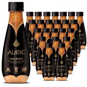 Auric Hair Boost- Pack of 24 bottles