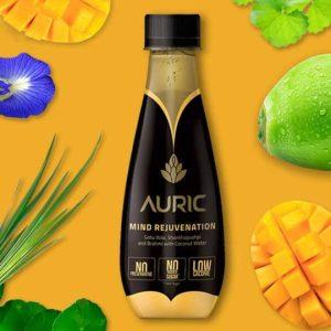 Auric Mind Rejuvenation-Pack of 24 bottles